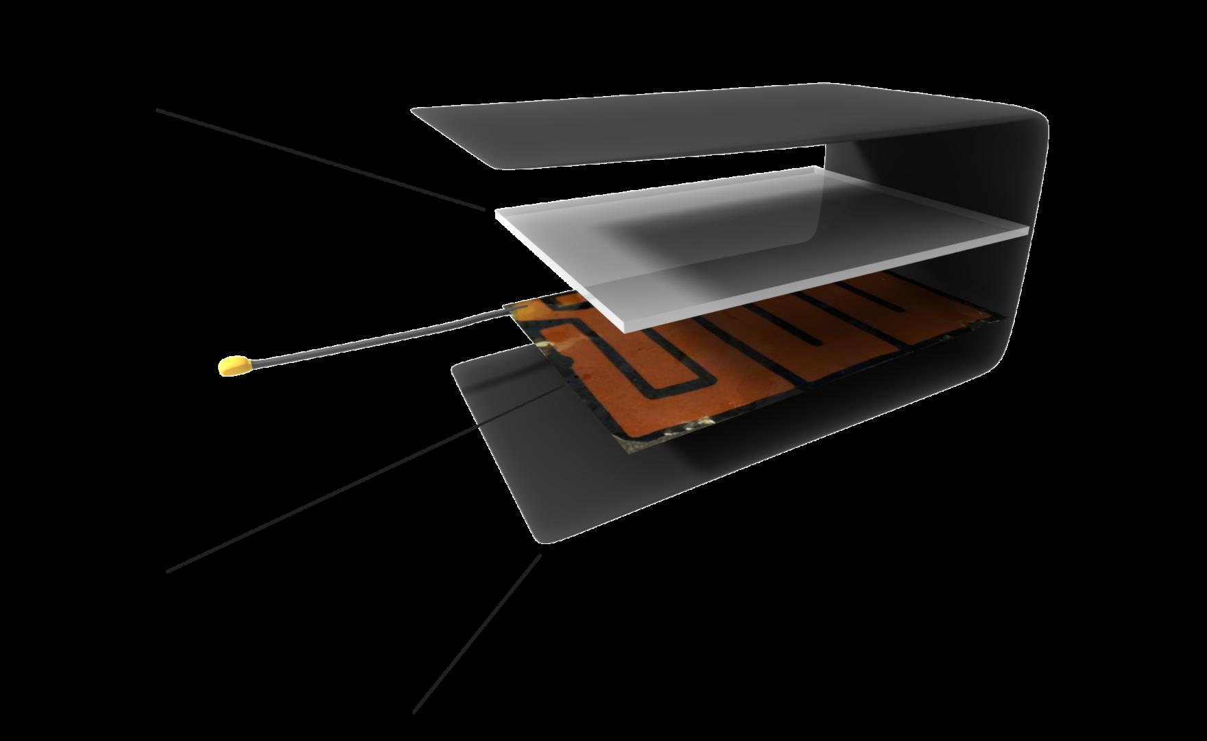 3. external antenna explode lables